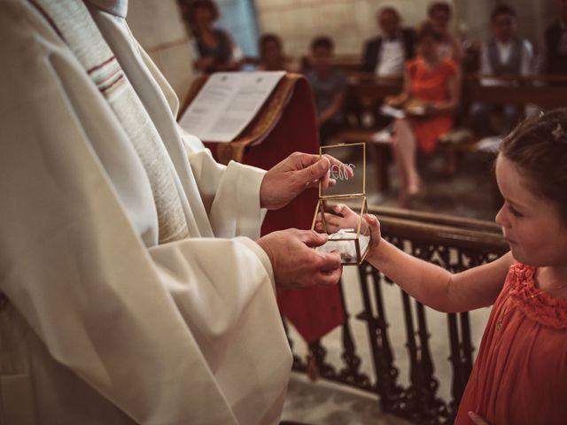 Le mariage de Cédric et Céline à Villetoureix, Dordogne 15