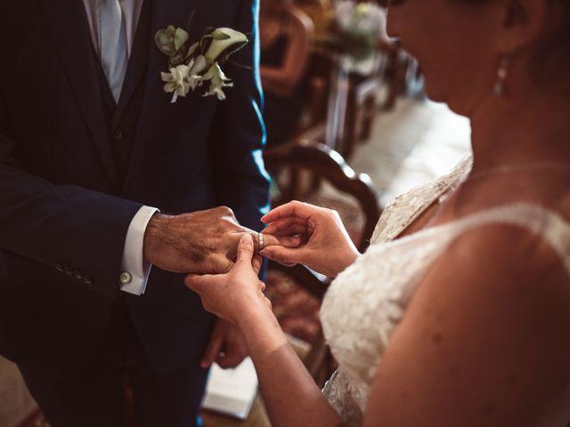 Le mariage de Cédric et Céline à Villetoureix, Dordogne 17