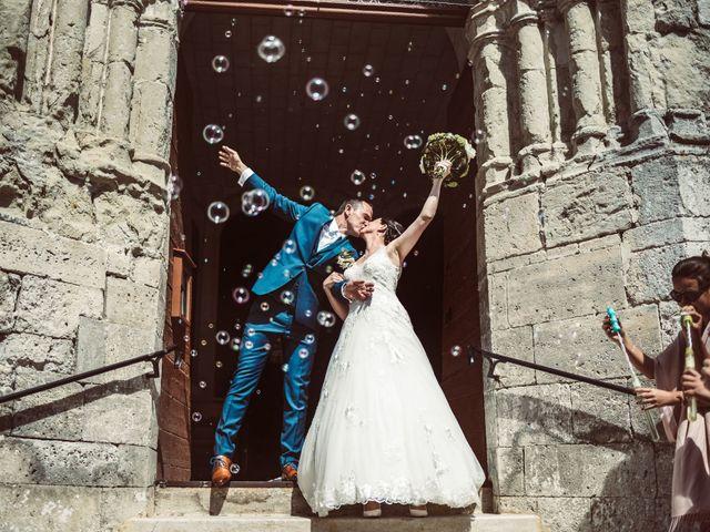 Le mariage de Cédric et Céline à Villetoureix, Dordogne 19