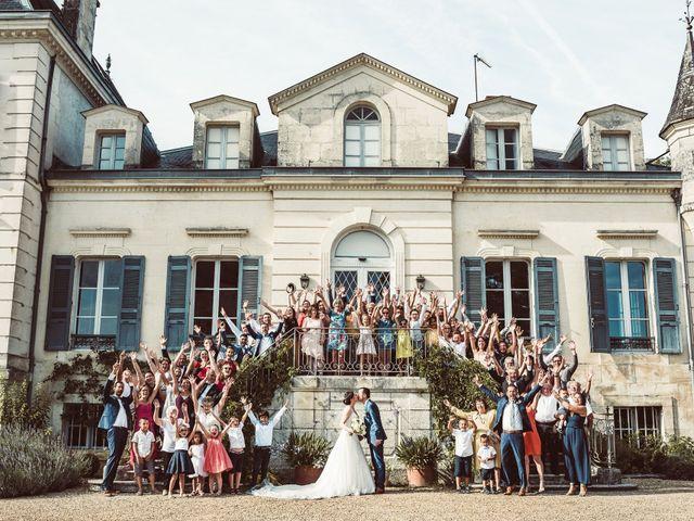 Le mariage de Cédric et Céline à Villetoureix, Dordogne 25