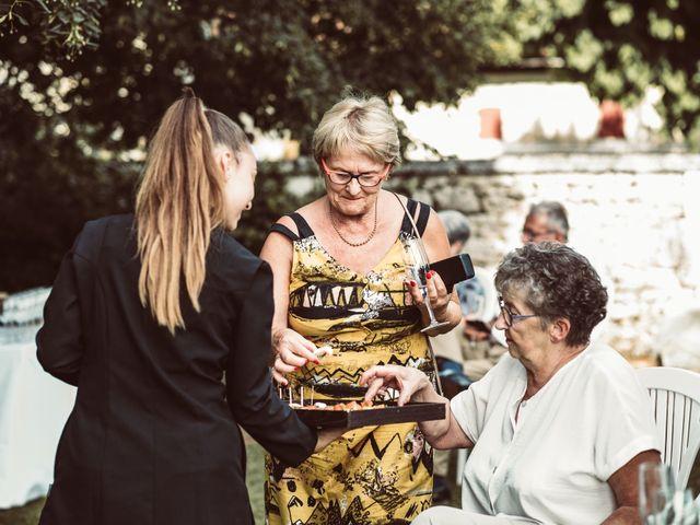 Le mariage de Cédric et Céline à Villetoureix, Dordogne 28