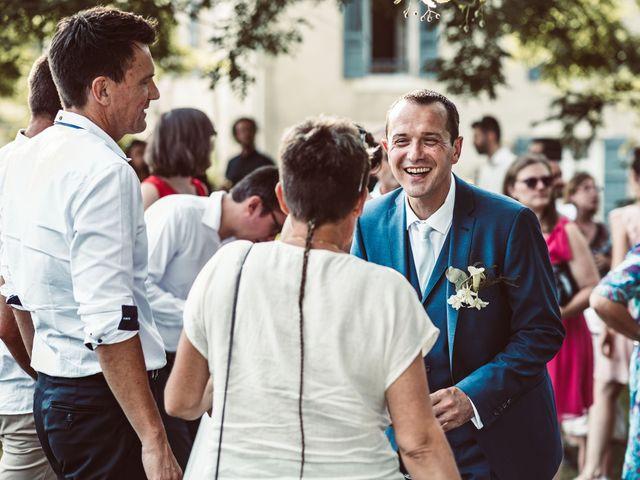 Le mariage de Cédric et Céline à Villetoureix, Dordogne 32