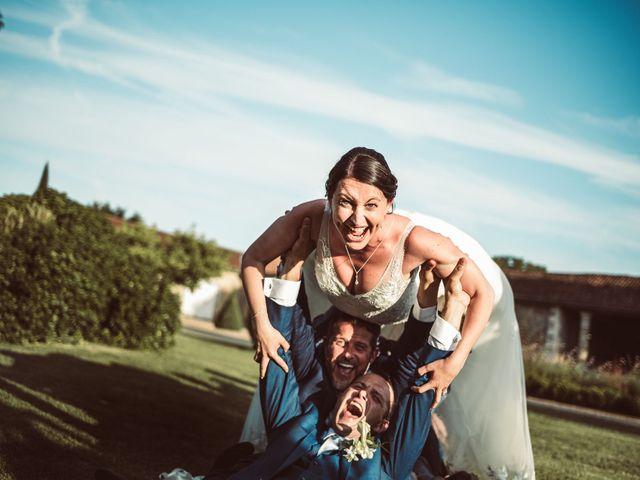 Le mariage de Cédric et Céline à Villetoureix, Dordogne 40