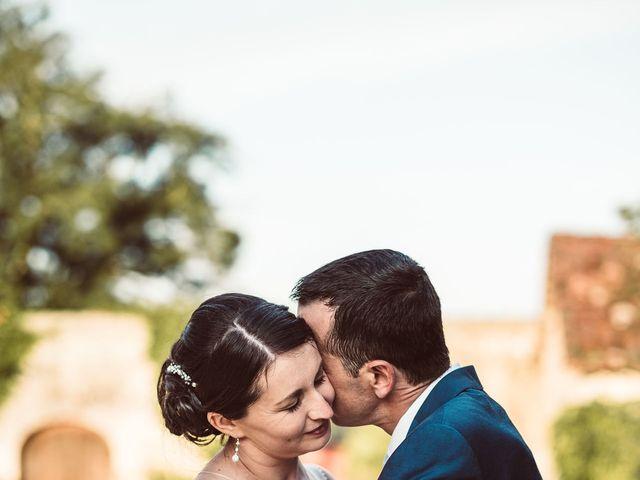 Le mariage de Cédric et Céline à Villetoureix, Dordogne 42