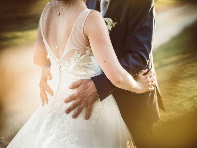 Le mariage de Cédric et Céline à Villetoureix, Dordogne 45