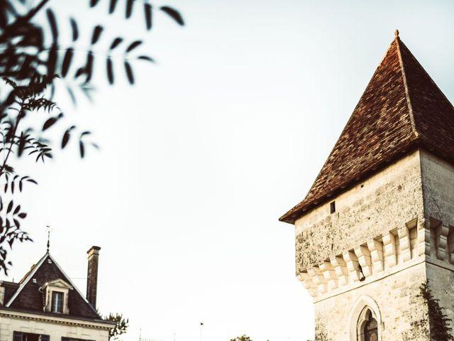 Le mariage de Cédric et Céline à Villetoureix, Dordogne 51