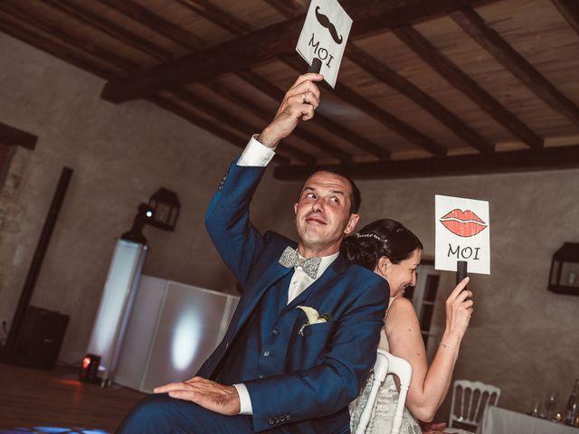 Le mariage de Cédric et Céline à Villetoureix, Dordogne 61