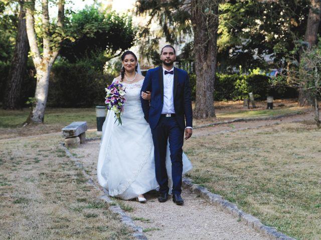 Le mariage de Borys et Ericka à Le Mée-sur-Seine, Seine-et-Marne 1