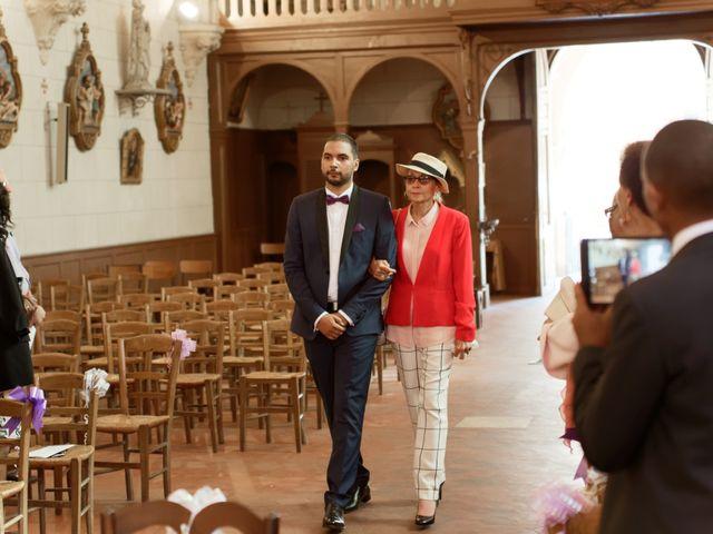 Le mariage de Borys et Ericka à Le Mée-sur-Seine, Seine-et-Marne 2