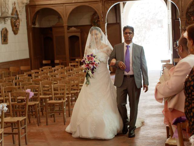 Le mariage de Borys et Ericka à Le Mée-sur-Seine, Seine-et-Marne 4