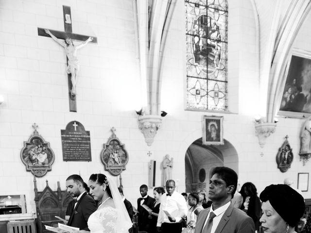 Le mariage de Borys et Ericka à Le Mée-sur-Seine, Seine-et-Marne 6