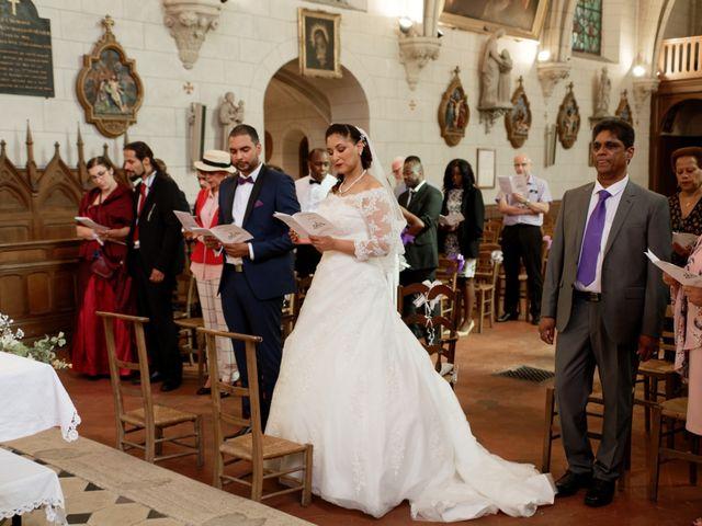 Le mariage de Borys et Ericka à Le Mée-sur-Seine, Seine-et-Marne 7