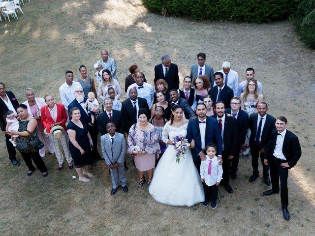 Le mariage de Borys et Ericka à Le Mée-sur-Seine, Seine-et-Marne 16