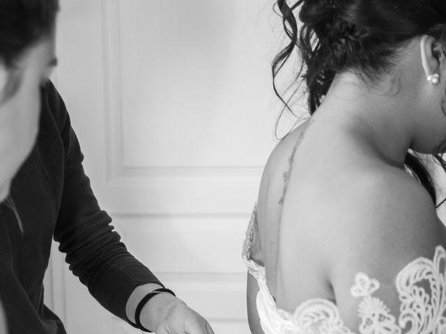 Le mariage de Amaury et Phuong à Trouhans, Côte d'Or 27