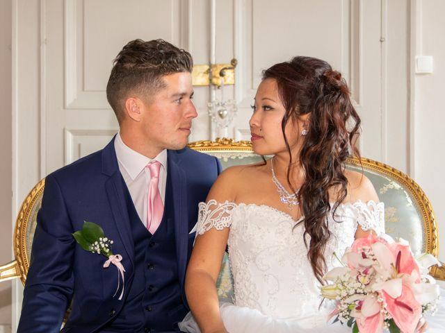 Le mariage de Amaury et Phuong à Trouhans, Côte d'Or 37