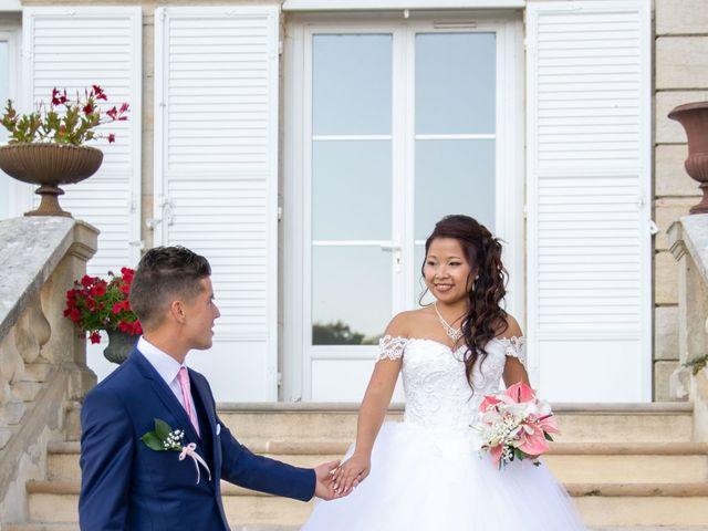 Le mariage de Amaury et Phuong à Trouhans, Côte d'Or 40