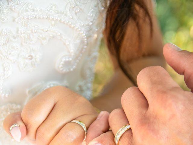 Le mariage de Amaury et Phuong à Trouhans, Côte d'Or 43