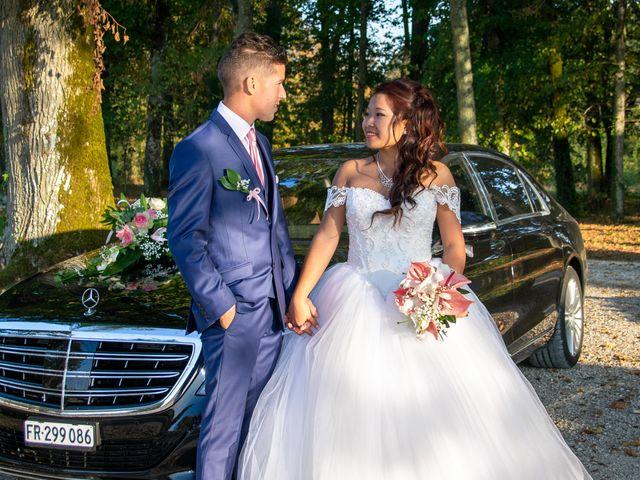 Le mariage de Amaury et Phuong à Trouhans, Côte d'Or 44