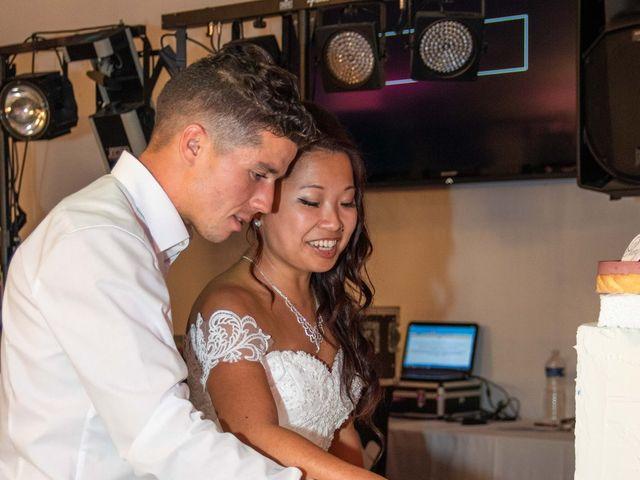 Le mariage de Amaury et Phuong à Trouhans, Côte d'Or 63