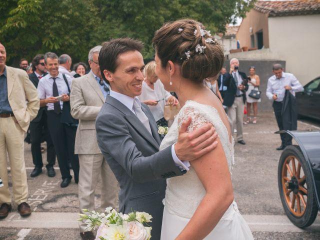 Le mariage de Cédric et Emilie à Clapiers, Hérault 7