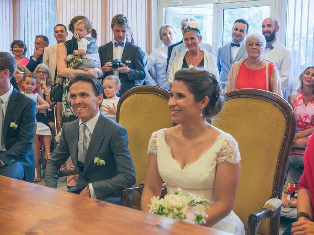 Le mariage de Cédric et Emilie à Clapiers, Hérault 8