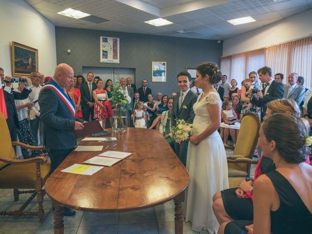 Le mariage de Cédric et Emilie à Clapiers, Hérault 9