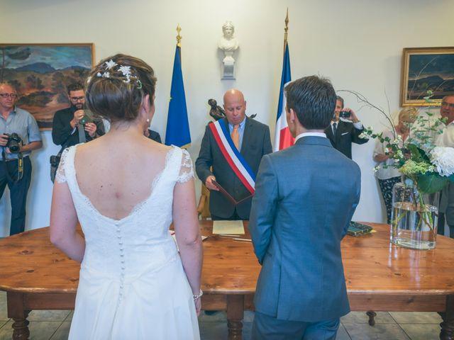 Le mariage de Cédric et Emilie à Clapiers, Hérault 10