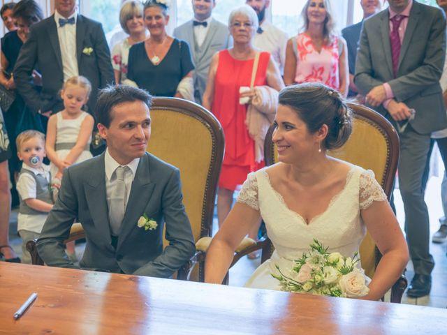 Le mariage de Cédric et Emilie à Clapiers, Hérault 11