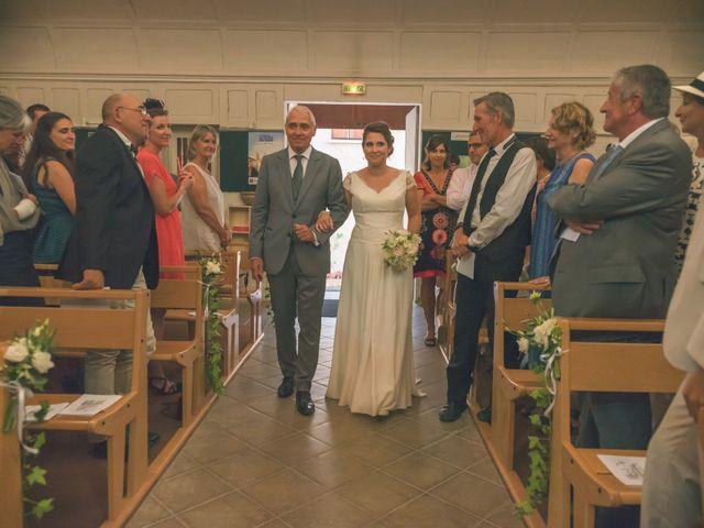 Le mariage de Cédric et Emilie à Clapiers, Hérault 13