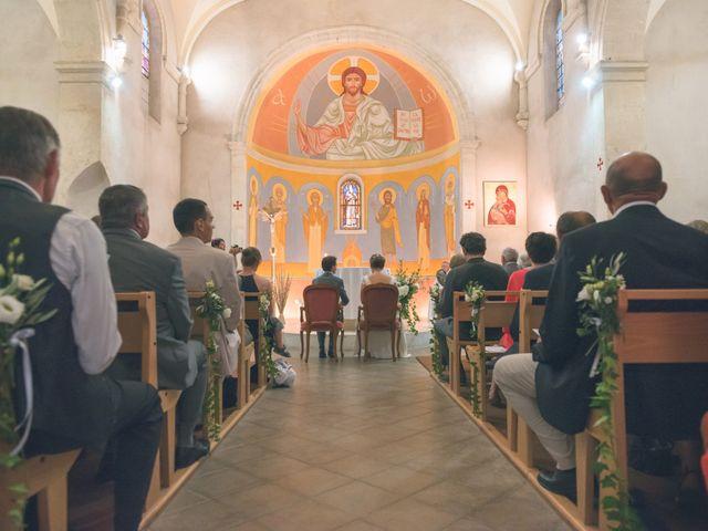 Le mariage de Cédric et Emilie à Clapiers, Hérault 14