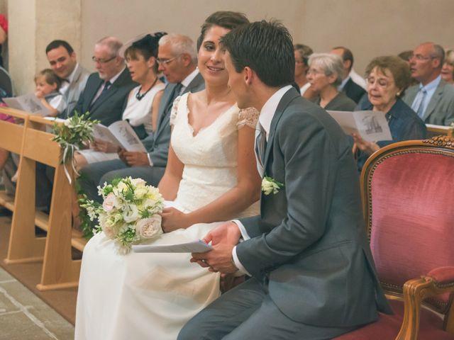 Le mariage de Cédric et Emilie à Clapiers, Hérault 15