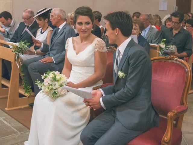 Le mariage de Cédric et Emilie à Clapiers, Hérault 16