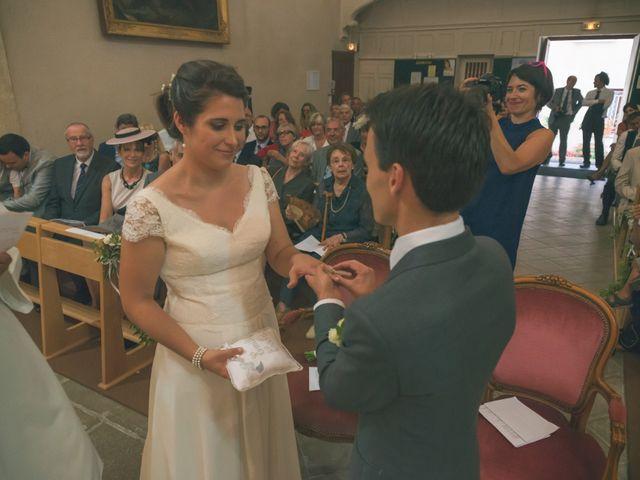 Le mariage de Cédric et Emilie à Clapiers, Hérault 17