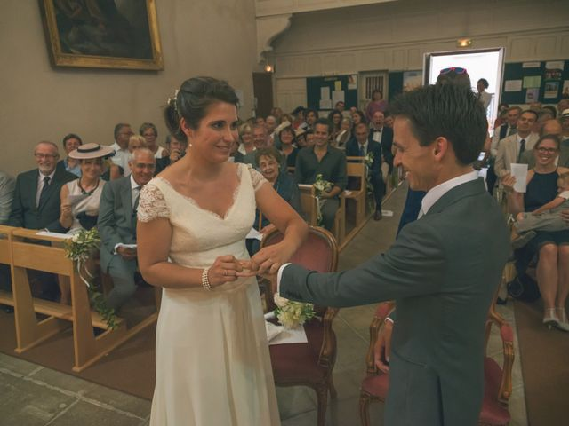 Le mariage de Cédric et Emilie à Clapiers, Hérault 18