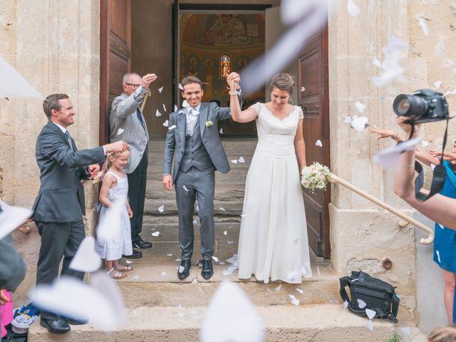 Le mariage de Cédric et Emilie à Clapiers, Hérault 20
