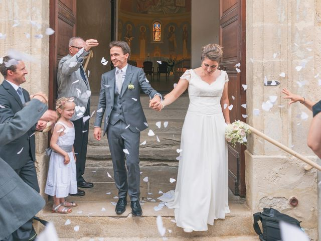 Le mariage de Cédric et Emilie à Clapiers, Hérault 21