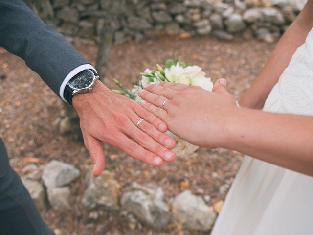 Le mariage de Cédric et Emilie à Clapiers, Hérault 23