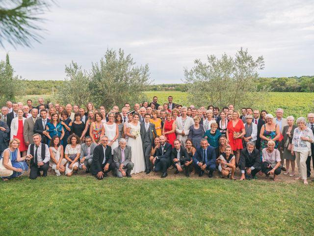 Le mariage de Cédric et Emilie à Clapiers, Hérault 27