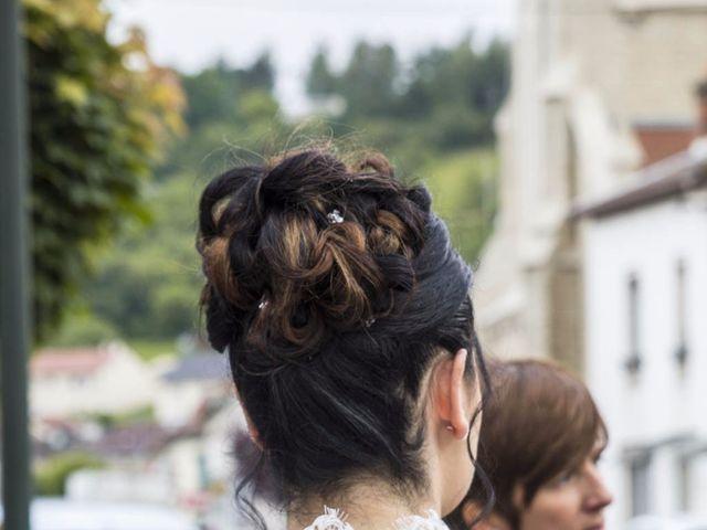 Le mariage de Emily et Kevin à Belleville-sur-Meuse, Meuse 3