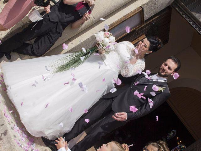 Le mariage de Emily et Kevin à Belleville-sur-Meuse, Meuse 12
