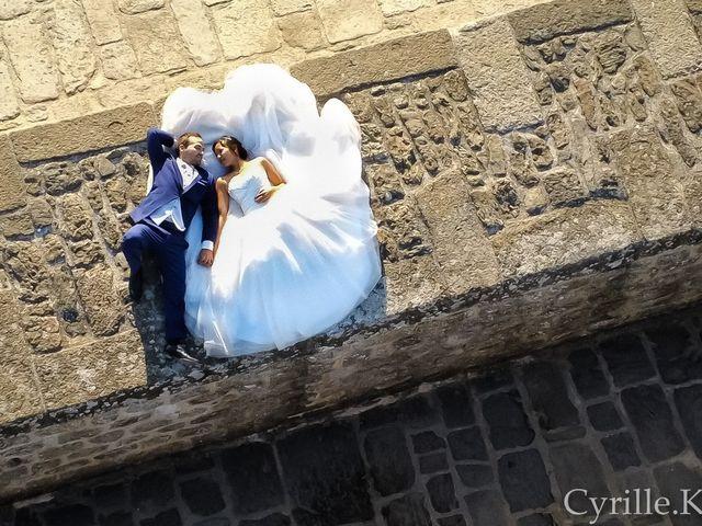 Le mariage de Sophie et Mathieu