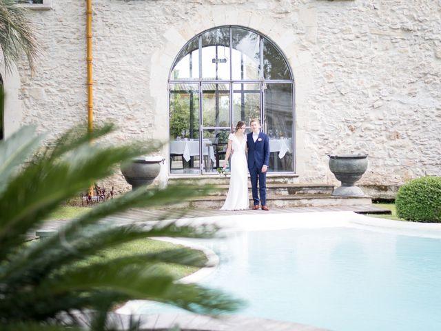 Le mariage de Romain et Floriane à Montpellier, Hérault 18
