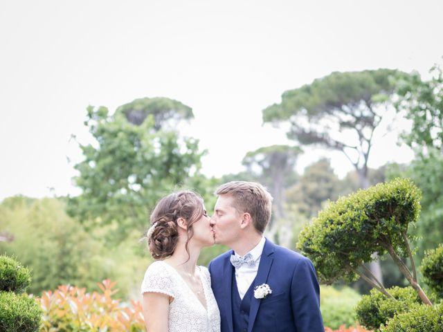 Le mariage de Romain et Floriane à Montpellier, Hérault 20