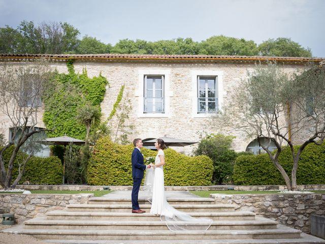Le mariage de Romain et Floriane à Montpellier, Hérault 23