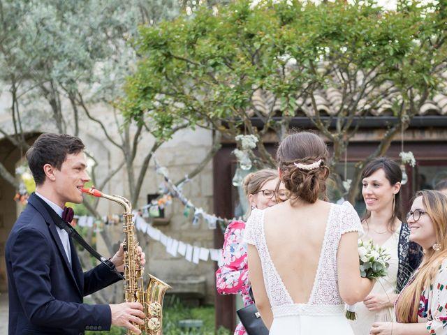 Le mariage de Romain et Floriane à Montpellier, Hérault 28