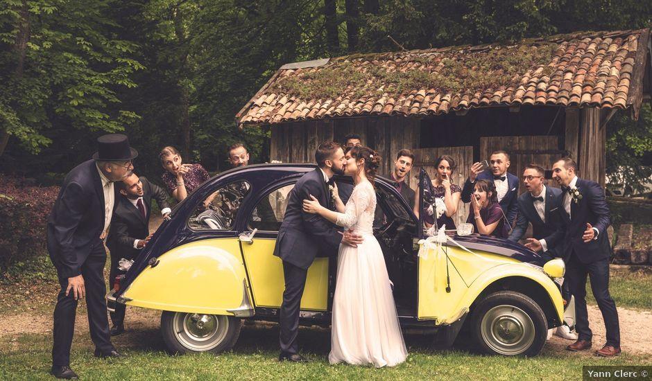 Le mariage de Emilien et Aurélie à Boucq, Meurthe-et-Moselle