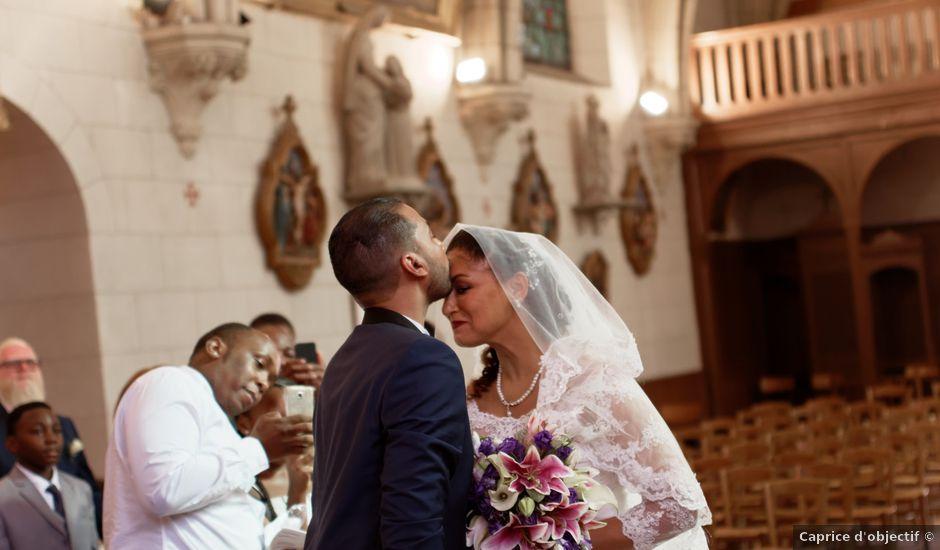 Le mariage de Borys et Ericka à Le Mée-sur-Seine, Seine-et-Marne
