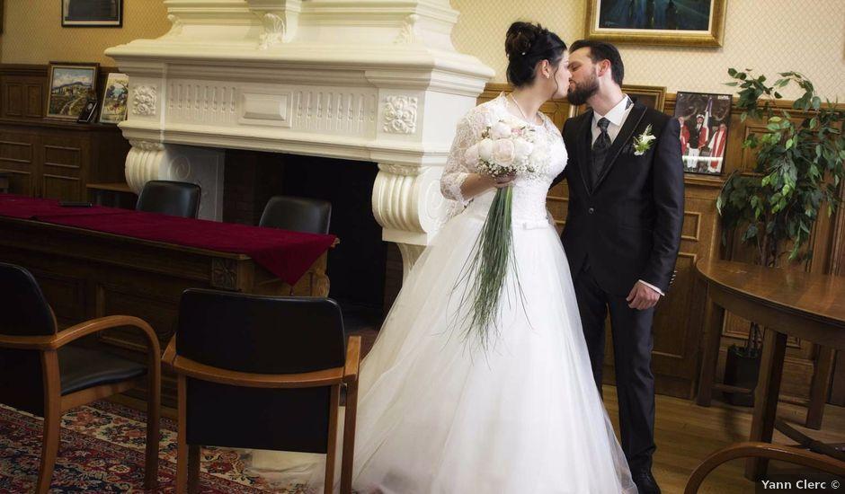 Le mariage de Emily et Kevin à Belleville-sur-Meuse, Meuse
