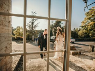 Le mariage de Pauline et Antoine 1