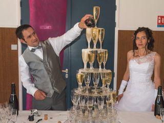 Le mariage de Christine et Benoit 1